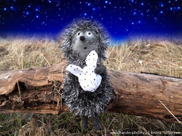 Ёжик в тумане и звёзды