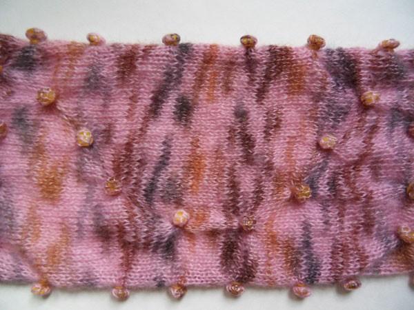 Техника Шибори вязание