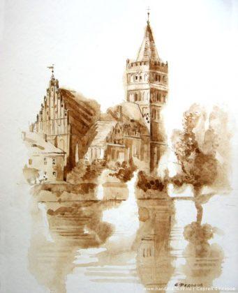 Кирха во Фридланде