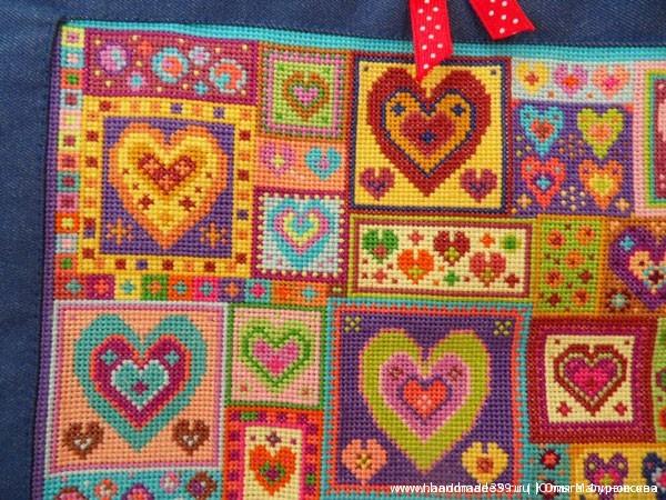 Bag Hearts 06 Сумка «Сердца»