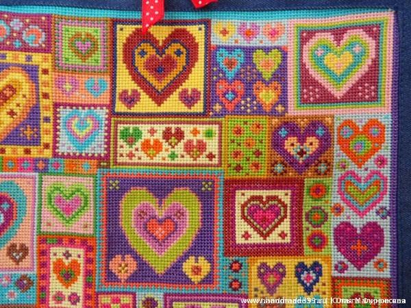 Bag Hearts 07 Сумка «Сердца»
