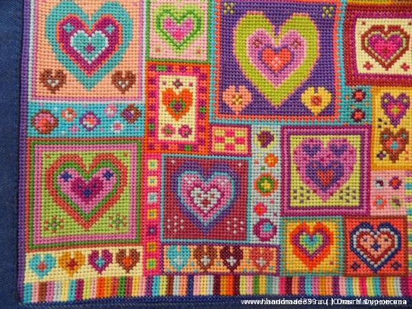 Bag Hearts 08 Сумка «Сердца»