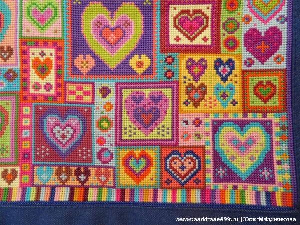 Bag Hearts 09 Сумка «Сердца»