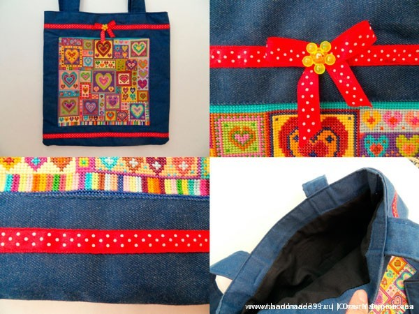 Bag Hearts 10 Сумка «Сердца»