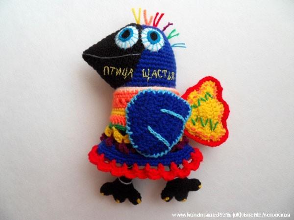 Ptitsa shhastya 15 Птица щастья