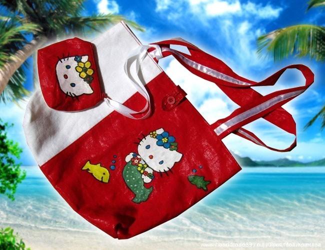 Пляжная сумка своими руками