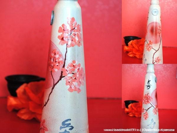 Бутылка «Сакура».