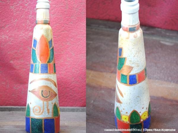 Бутылка «Египет».
