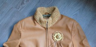 Вторая жизнь куртки