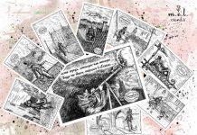 Открытки Прогулки Прусского кота