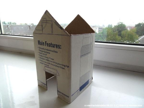 Как сделать кукольный домик.