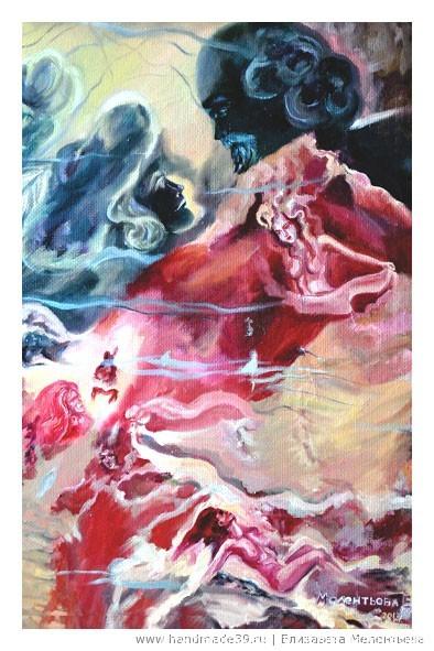 Набор открыток Каменная радуга. «Казанова» (яшма)