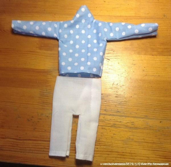 Мягкая игрушка Домовёнок Кузя. Одежда домовёнка.