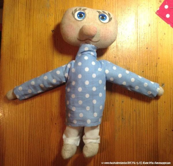 Мягкая игрушка Домовёнок Кузя