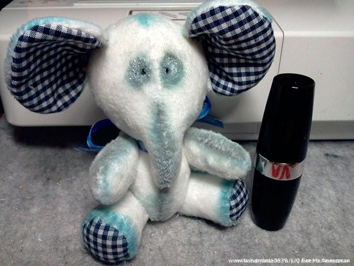 Шитый слоник
