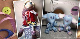 Галерея игрушек Елены Фельдман