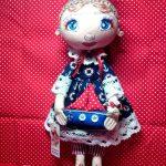 Кукла-тильда Ассоль