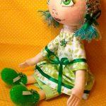 Изумрудная куколка