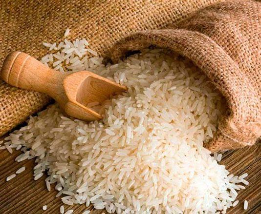 Необычное использование риса
