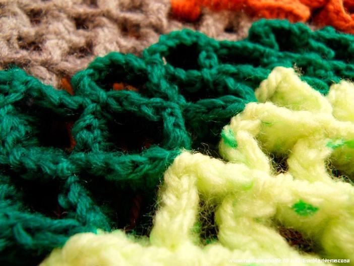 Объёмное вязание - мастер-класс, авторская методика