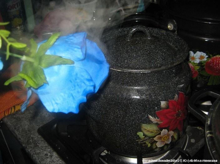 МК Топиарий своими руками - как подготовить искусственные цветы