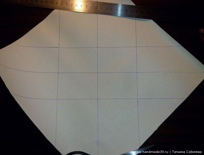 МК Бумажная коробка с крышкой box-05