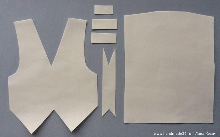 Фоамиран: объёмная открытка 23 февраля - мастер-класс