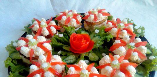 Рецепт кабачковых пирожных