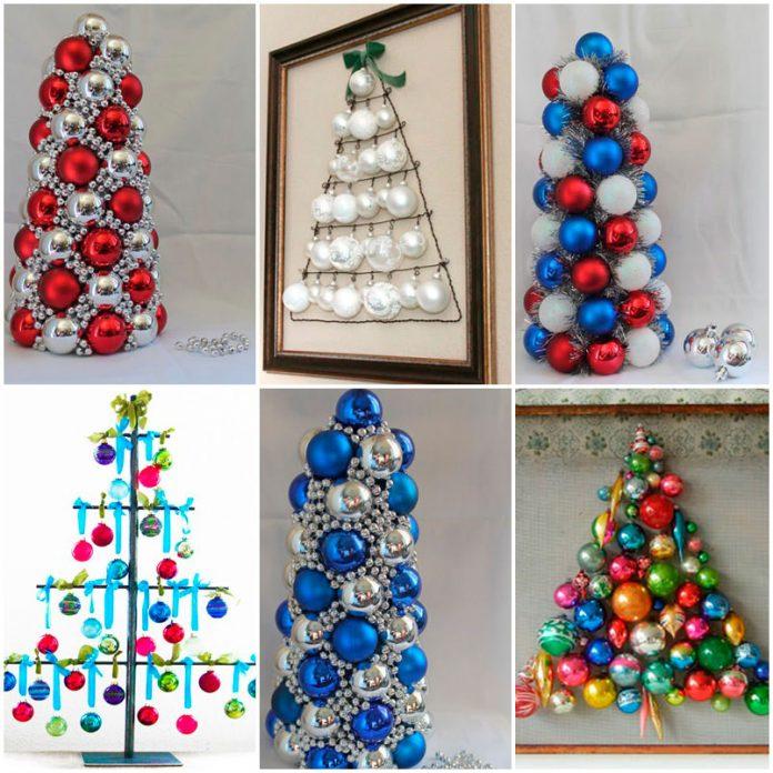 Как сделать игрушку на новогоднюю ёлку из бумаги