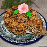 Панфорте – праздничный десерт – пошаговый рецепт с фото