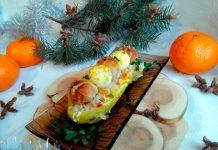 Рецепт фаршированных кабачков-лодочек с фрикадельками