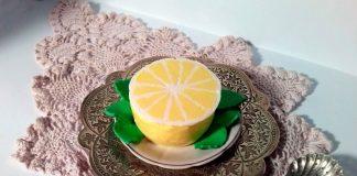 Как приготовить лимонный мусс – пошаговый рецепт с фото