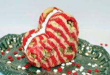 Рецепт песочного печенья «Валентинки»