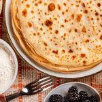 Рецепт блинов по диете Дюкана