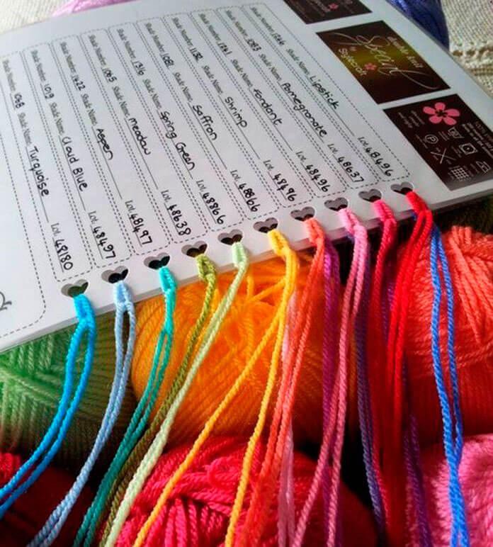 Лайфхак для вязания