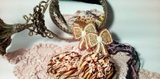 Рецепт приготовления песочно-макового печенья с яблоком