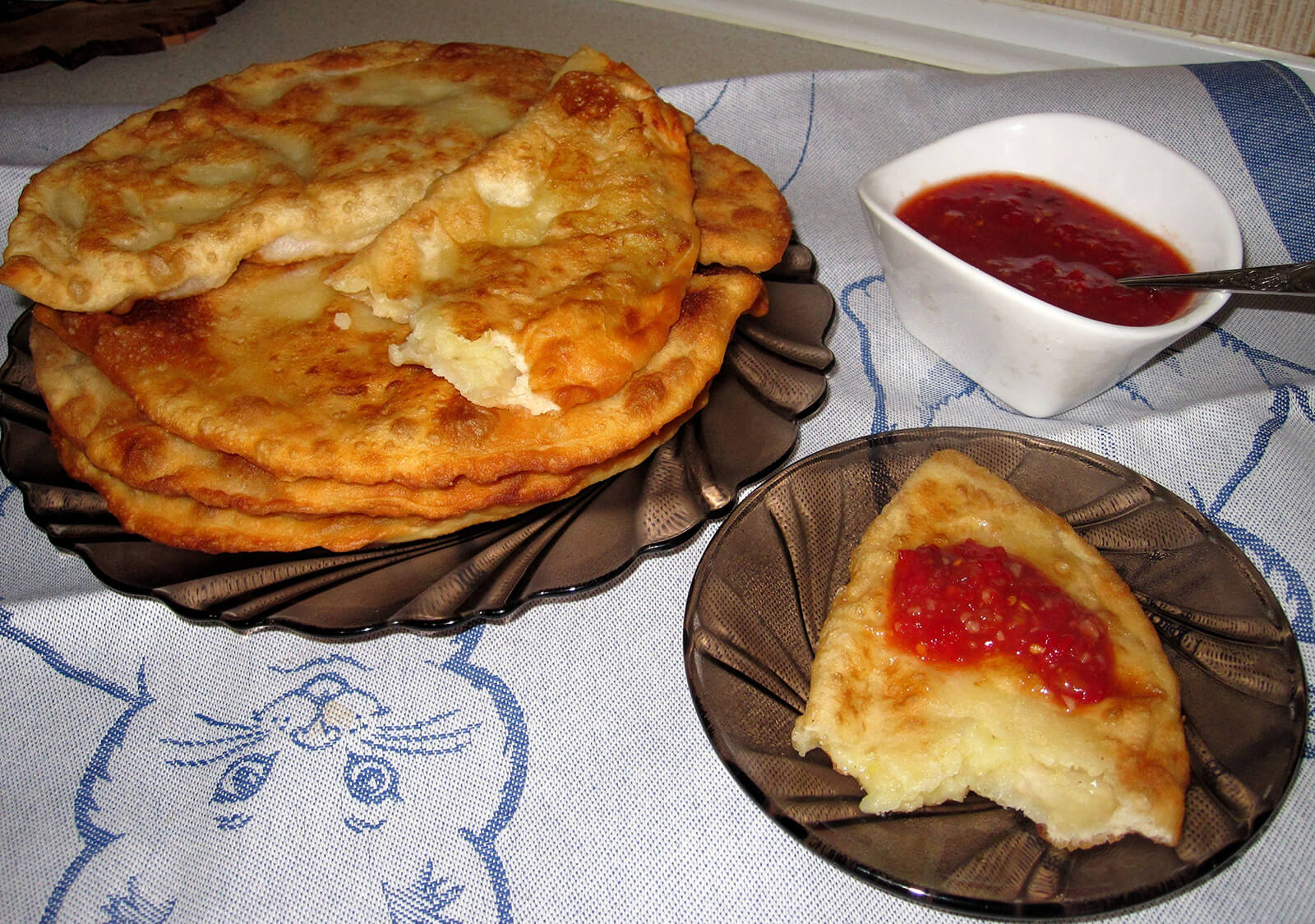 Чебуреки с мясом на кефире - Со Вкусом 35