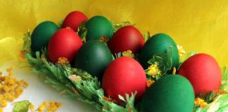 Подставка для пасхальных яиц своими руками, мастер-класс