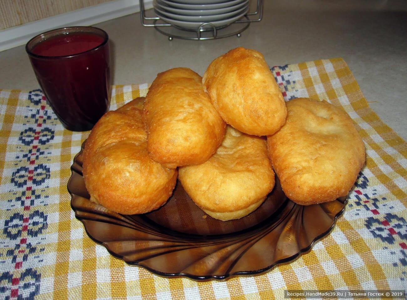 Рецепт вкуснейших домашних пирожков