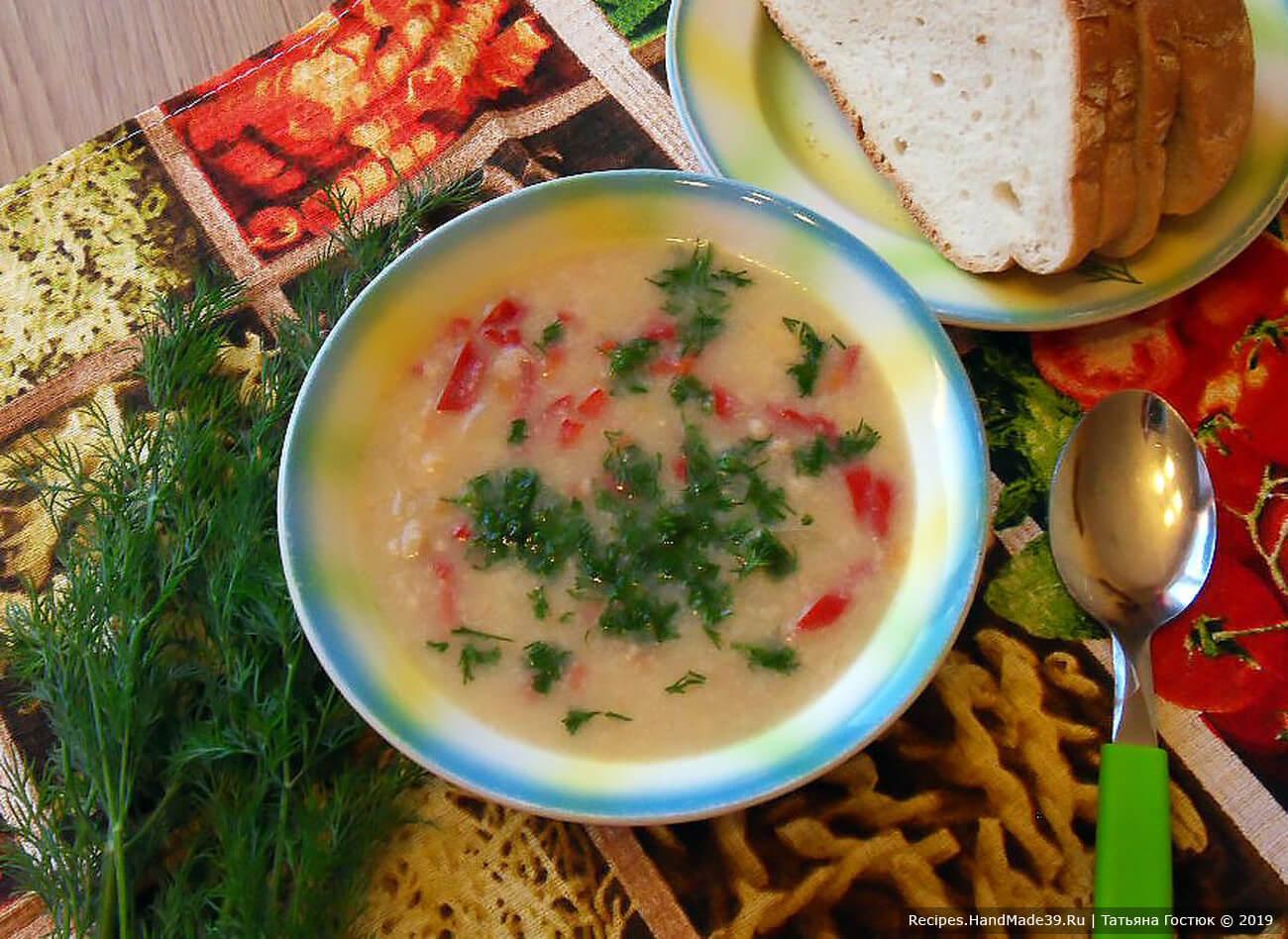 Суп «Затируха» на курином бульоне – пошаговый кулинарный рецепт с фото