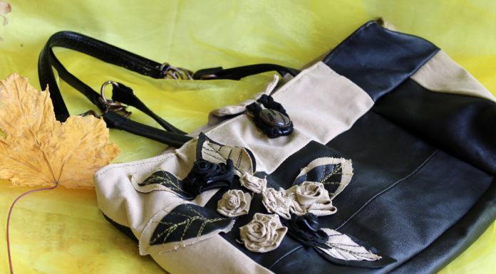 Что можно сшить из старых джинсов и кожаной куртки