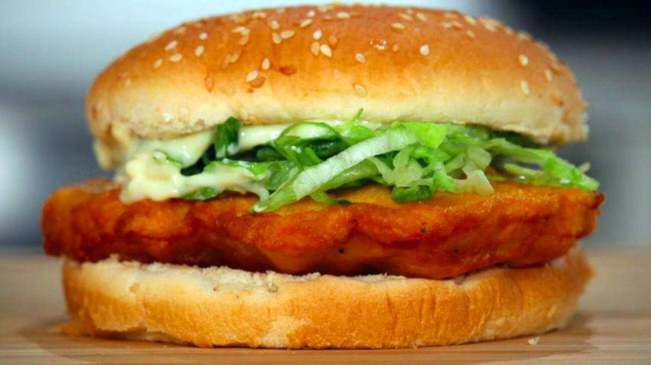 Как приготовить макчикен как в Макдоналдсе – пошаговый рецепт с фото