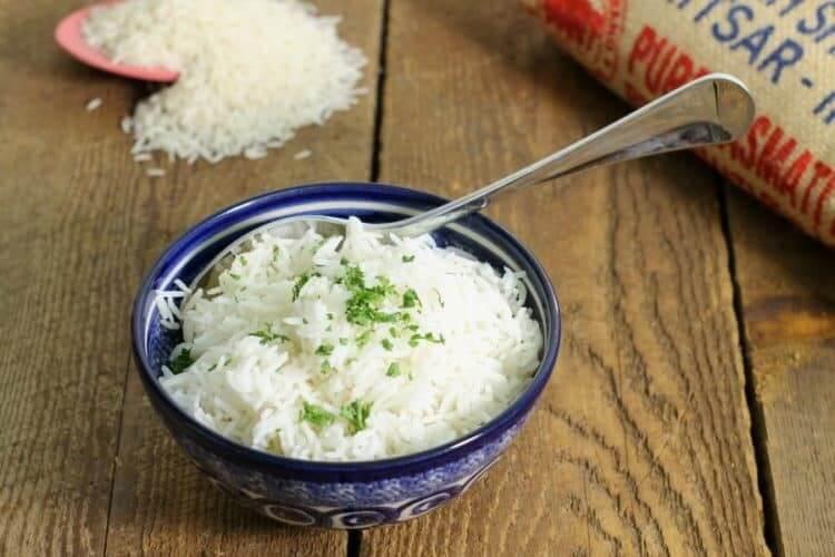 Как варить рис басмати – пошаговый кулинарный рецепт с фото