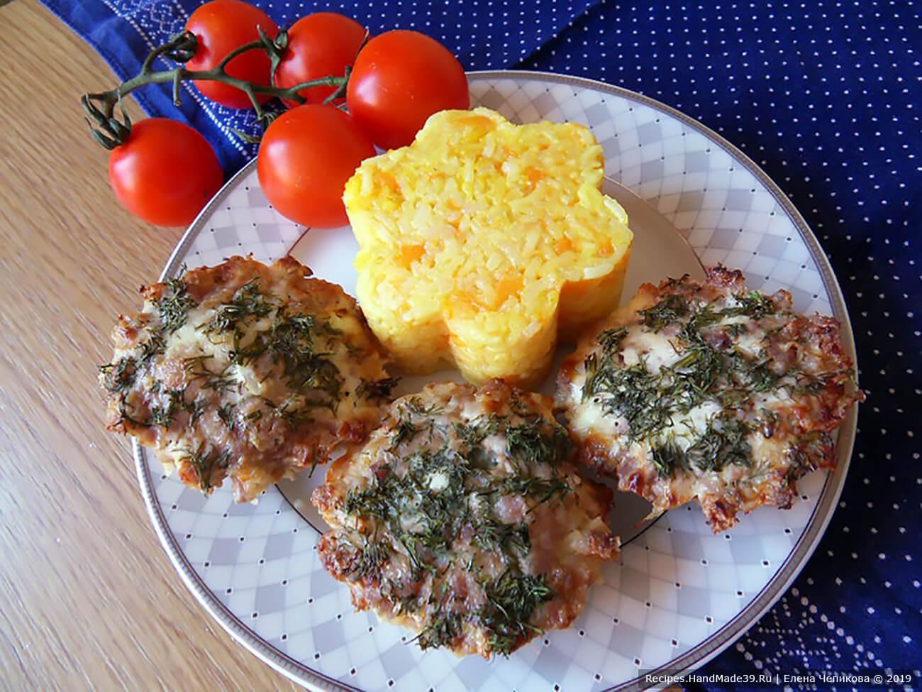 Мясные кексы из фарша в духовке – пошаговый кулинарный рецепт с фото