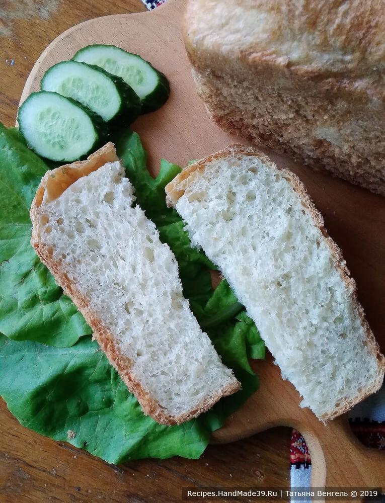 Хлеб с манной крупой – пошаговый кулинарный рецепт с фото
