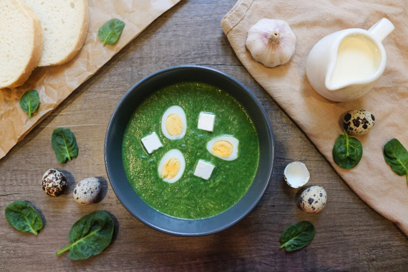 Грузинский суп «Шечаманды» – пошаговый кулинарный рецепт с фото