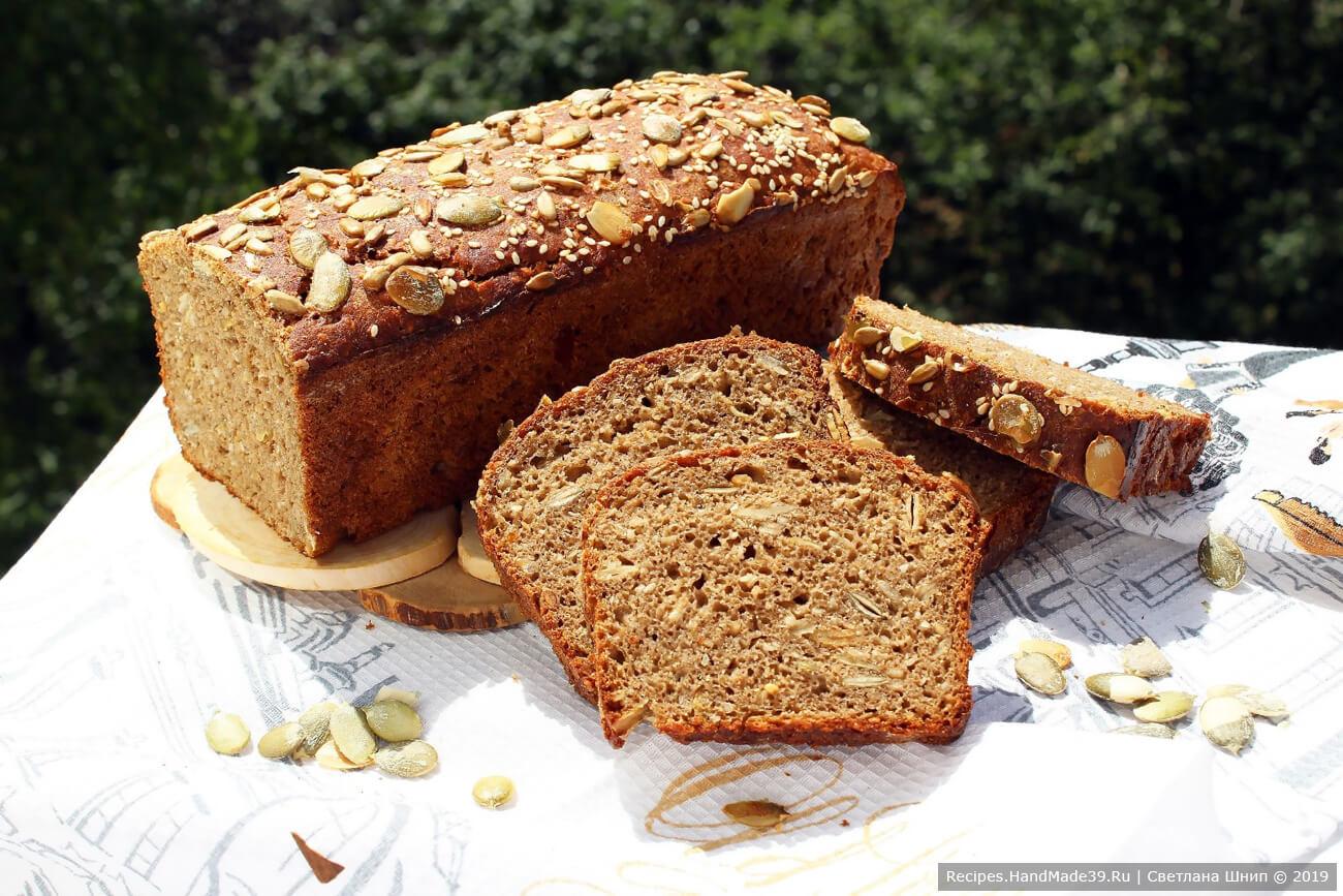 Шведский ночной хлеб без замеса – пошаговый кулинарный рецепт с фото