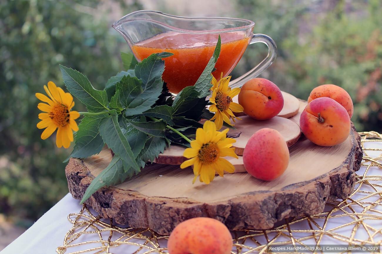 Повидло из абрикосов с имбирём – пошаговый кулинарный рецепт с фото