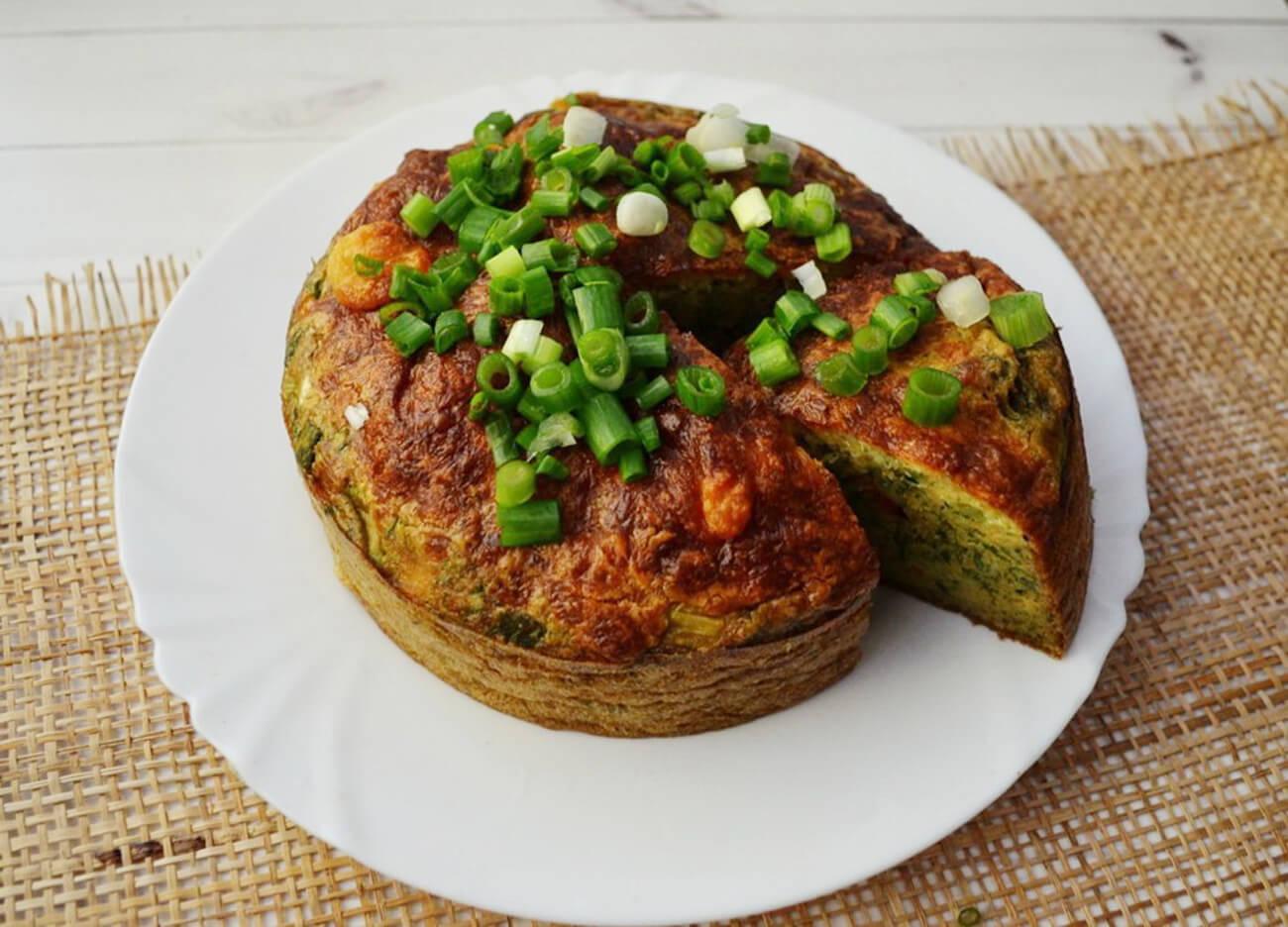 Пирог с рыбными консервами – пошаговый кулинарный рецепт с фото
