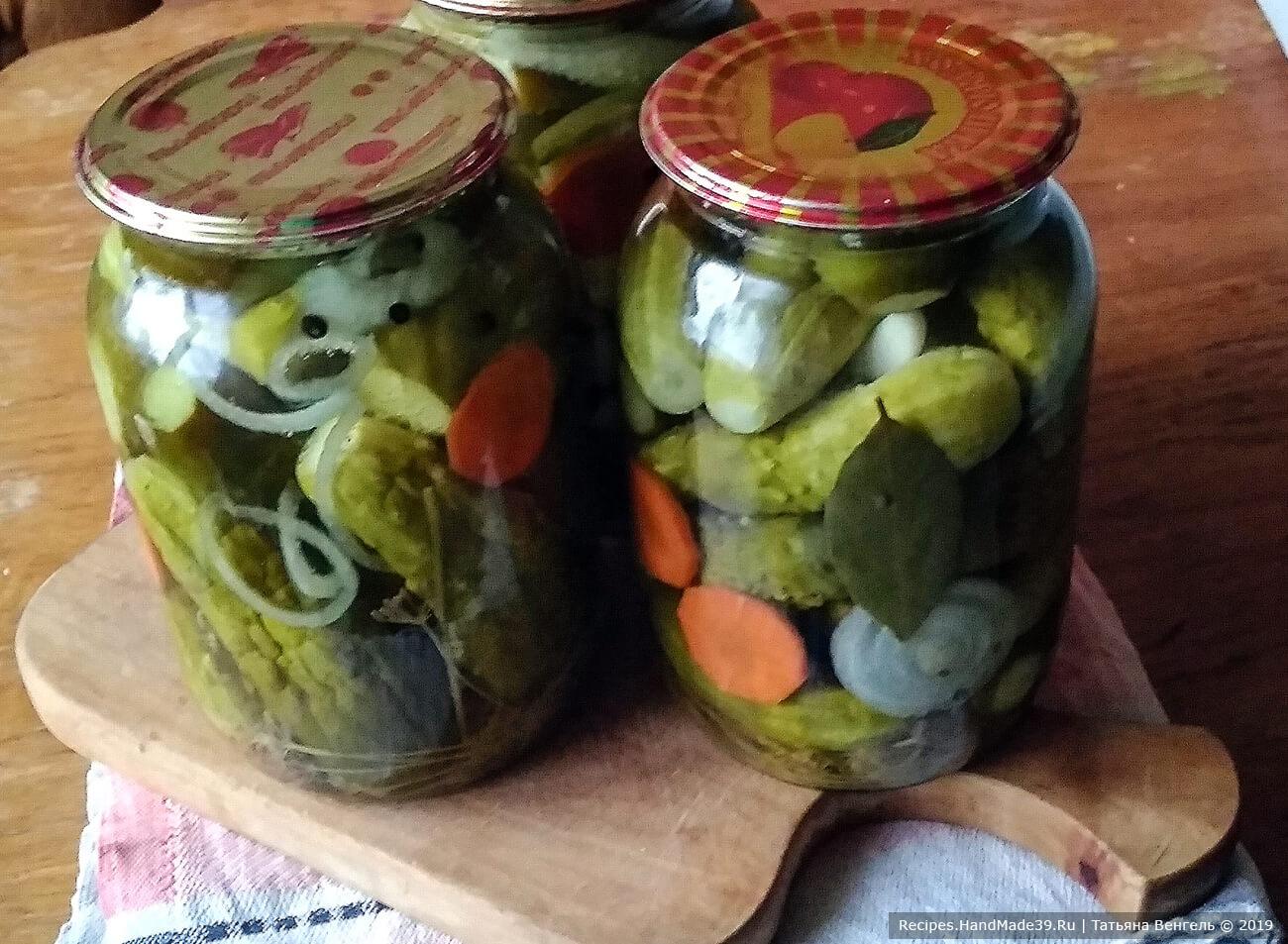 Огурцы в банках без маринада – пошаговый кулинарный рецепт с фото